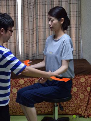 肩の痛みテスト4まとめ-ドロッピング2