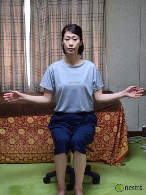 肩の痛みテスト4まとめ-ドロッピング3