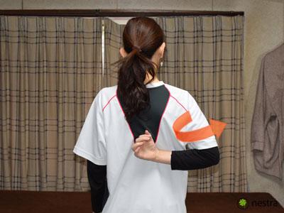 四十肩とは肩の内旋