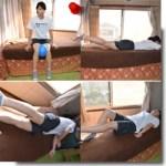 膝のお皿がズレそうなときにはテーピングや運動療法などの治療を