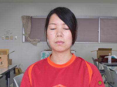 目の体操1