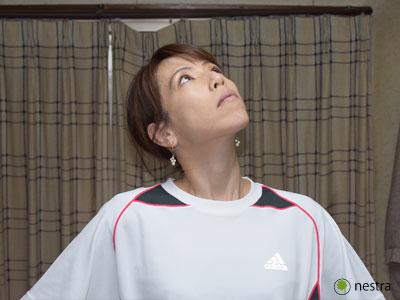 頚椎由来-見極め-スパーリングテスト