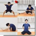 開脚ストレッチをしようとしたら足の付け根が攣ってストレッチできない!ときの対処方法