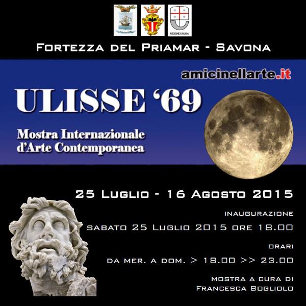 Ulisse '69 alla Fortezza del Priamar