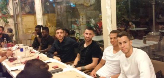 20181126_211751-e1543332098747 Στο «Iraklio Bowling Center» δείπνησε η ΠΑΕ Εργοτέλης