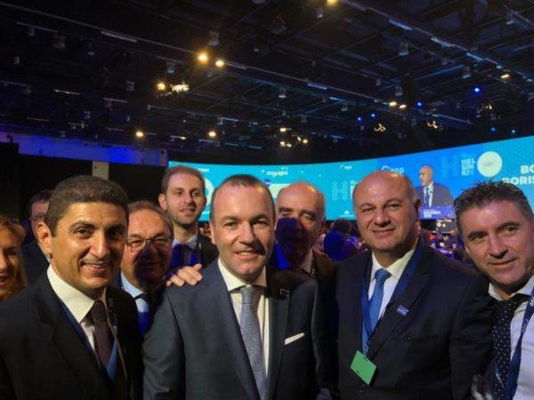 L.Avgenakis_EPP_4-e1541677414839 Σημαίνοντα στελέχη της ΝΔ στο συνέδριο του Ευρωπαϊκού Λαϊκού Κόμματος