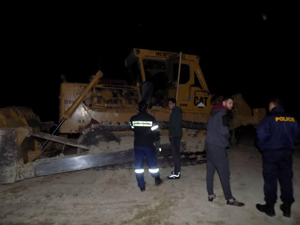 47398353_1228858513921803_6956131373358776320_n1543994036 Ένας 28χρονος έκαψε τα μηχανήματα στη Γρα Λυγιά