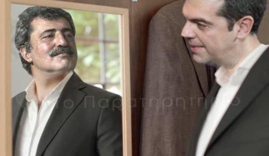 "polakis-tsipras-nd NΔ: ""Στο ύφος του κ. Πολάκη αντανακλάται το ήθος του κ. Τσίπρα"""