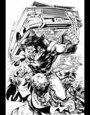 <h5>First X-Men #2 - Cover</h5>