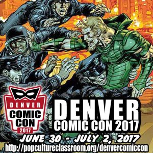 Denver, Colorado, comiccon, neal adams, comics