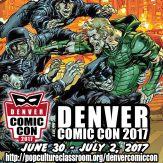 Denver, Colorado, comiccon, neal adams, comics
