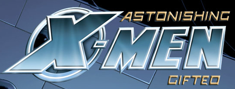 Astonishing X-Men - Banner
