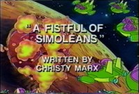 "Bucky O'Hare: Season 01 - Episode 02 ""A Fist Full of Simoleans"""