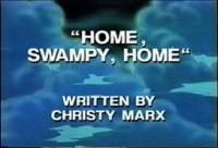 """Bucky O'Hare: Season 01 - Episode 04 """"Home, Swampy Home"""""""