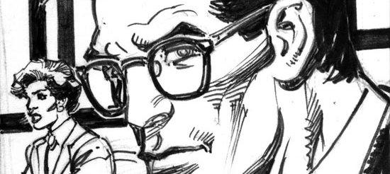 Rise of the Supermen by Neal Adams, Clark Kent