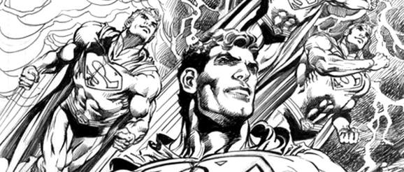 Comic of the Supermen