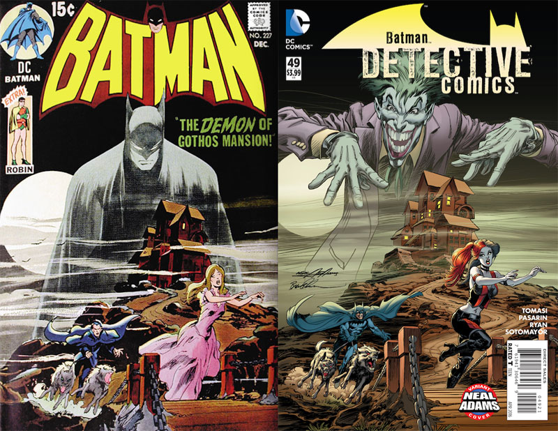 Neal Adams Month Detective 49