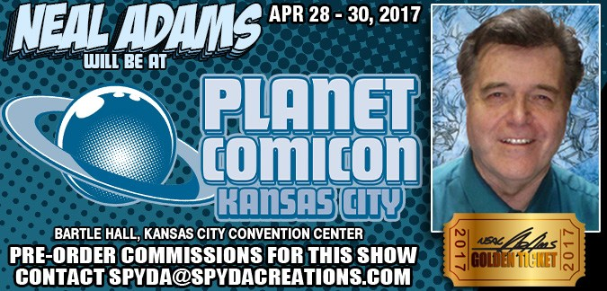 Planet Comicon, Kansas City, Bartle Hall