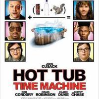 "Is ""Hot Tub Time Machine"" Based on Harvey Birdman Episode?"