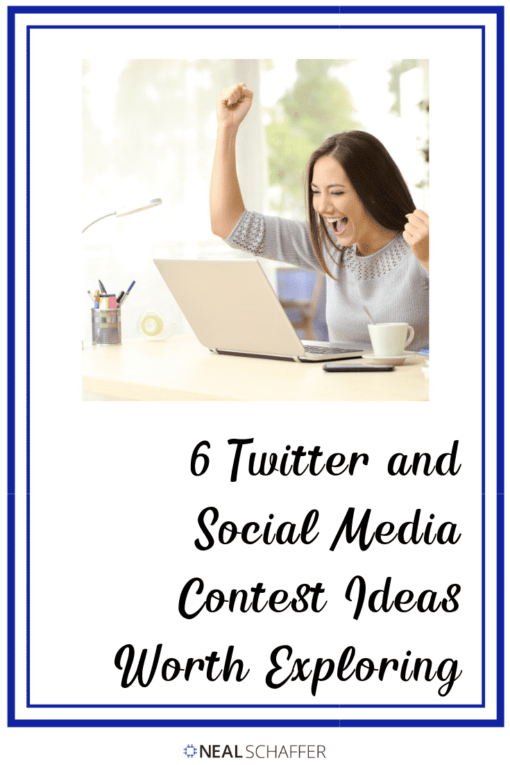 Looking for social media contest ideas? These 6 Twitter & social media contest Ideas will help you attract new followers and increase brand awareness.