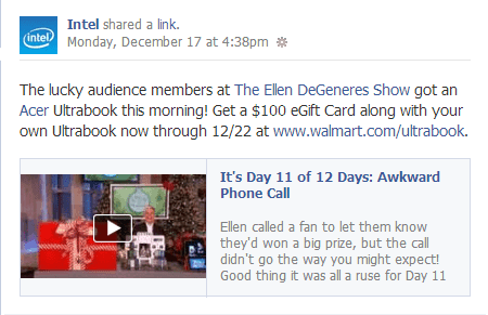 How to Write to Increase Post Engagement on Facebook with giveaways
