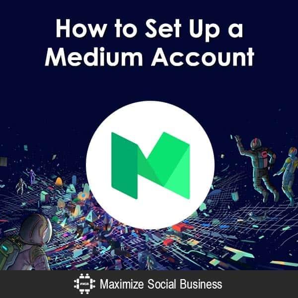 How to Create a Medium Account
