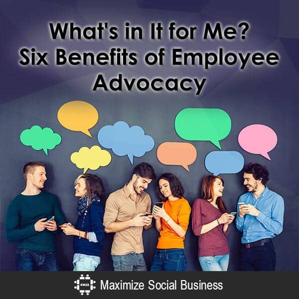 benefits of employee advocacy