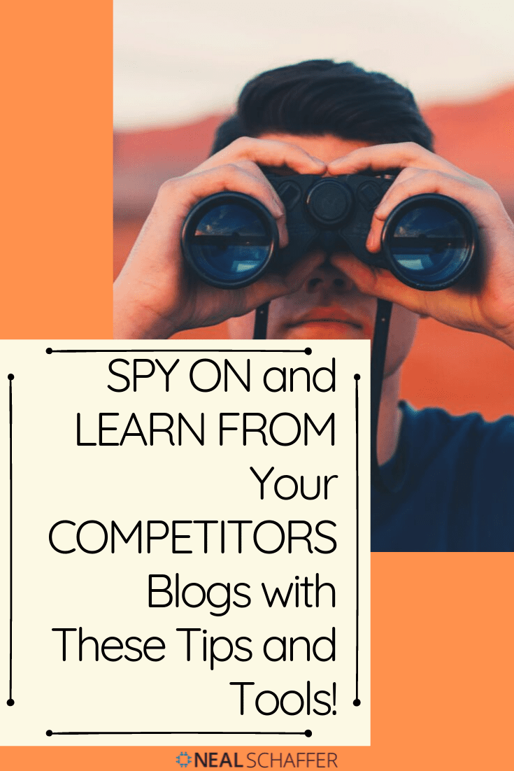 """Ever wonder what type of traffic your competitors blogs have? Here are the tools and processes to """"spy"""" and do blog post analysis on your competitors blogs."""