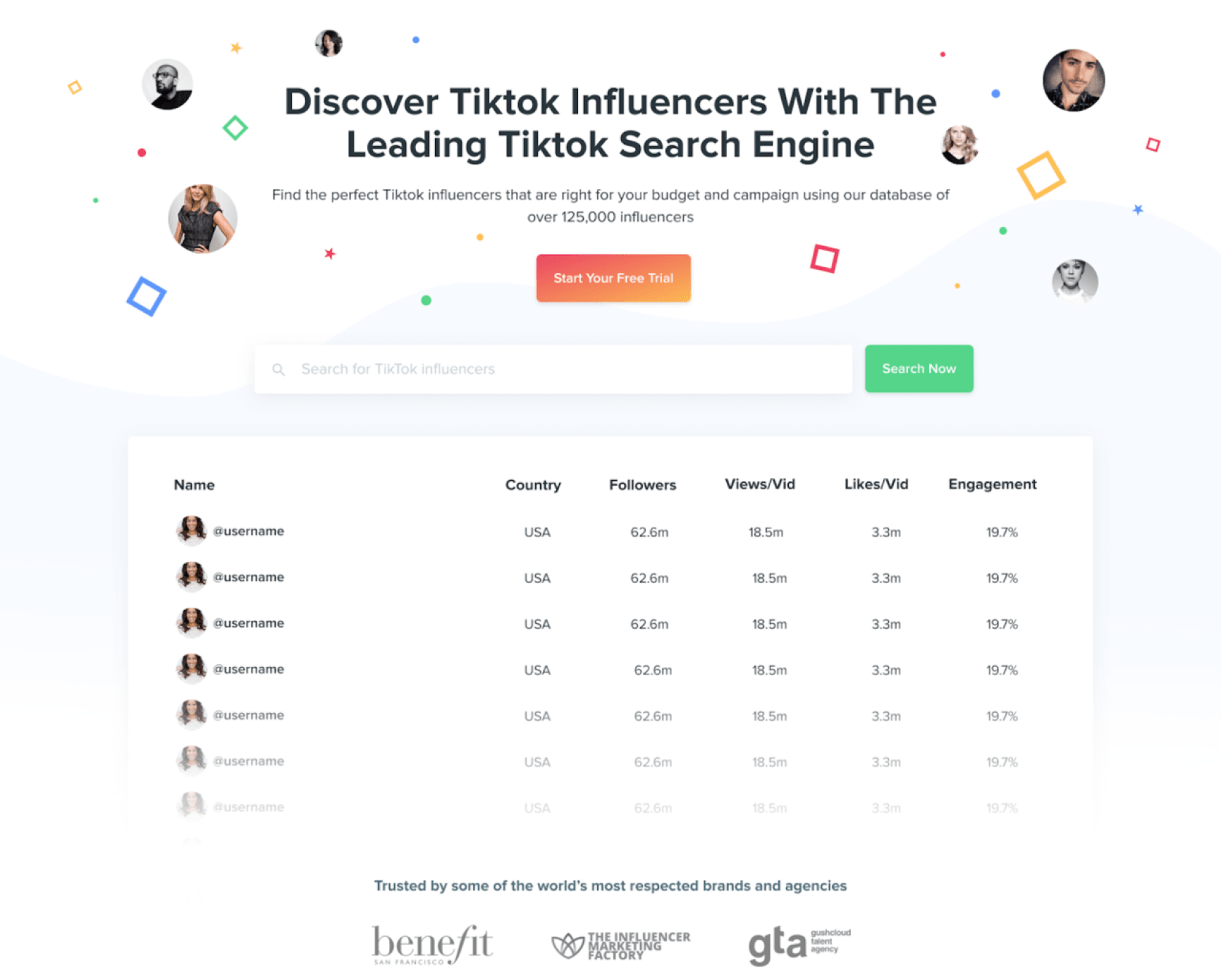 tiktok marketing influencer marketing influencer search