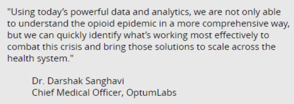 Dr. Darshak Sanghavi's quote
