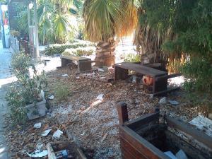 Περιουσία του Δήμου στη Νέα Χαλκηδόνα - Το Καφενείο