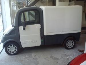 Το φορτηγάκι