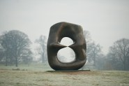 Henry Moore, Yorkshire Sculpures Park, 1983