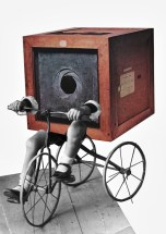 BOX ON THE BICYCLE  2011