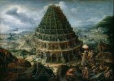 M. Val Valckenborch the Elder, The Tower of Babel
