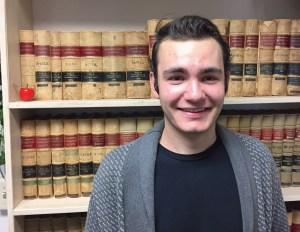 Griffith Swidler, Health Care Access Program intern