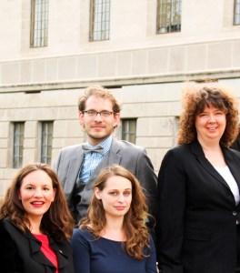 Members of the ACLU of Nebraska staff.