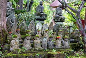 A selection of monuments near Tokyo (Kusatsu city travel guide)