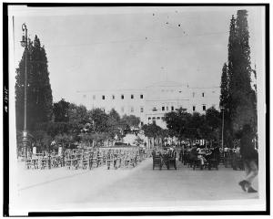 The Old Palace, Athens