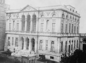 United States Embassy in Constantinople, 1915