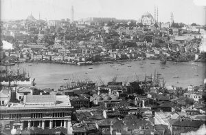 View of Constantinople, 1909