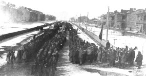 Parade at Alexandropol
