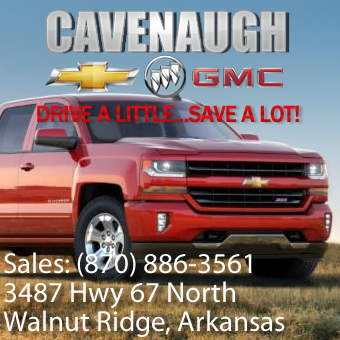 Cavenaugh Chevy Buick GMC