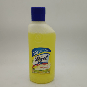 Lizol Disinfectant Surface Cleaner | 200ml | Citrus
