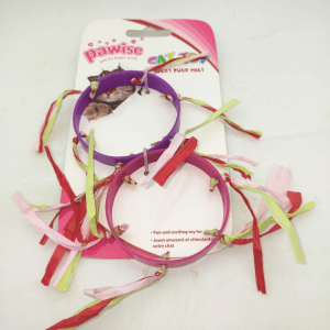 Pawise Cat Toy   Pink And Purple