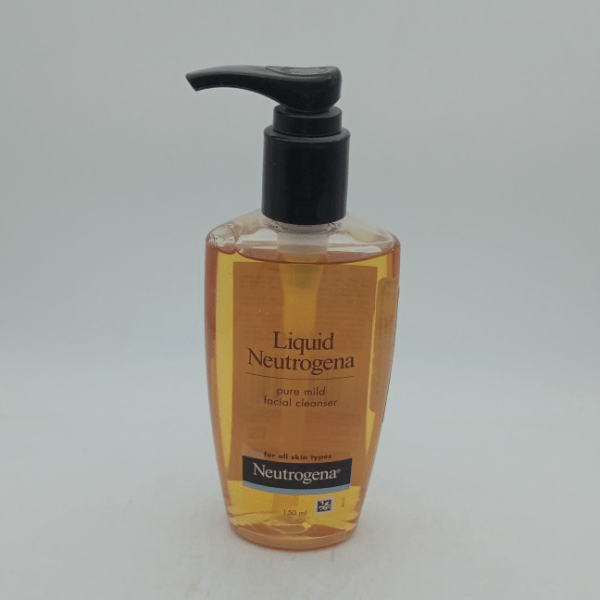 Liquid Neutrogena Facial Cleanser | 150ml