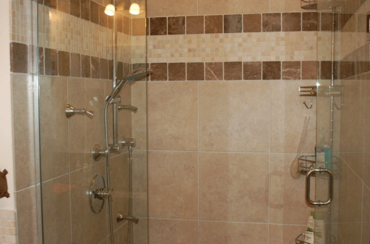 Bathroom Remodel Frameless Shower