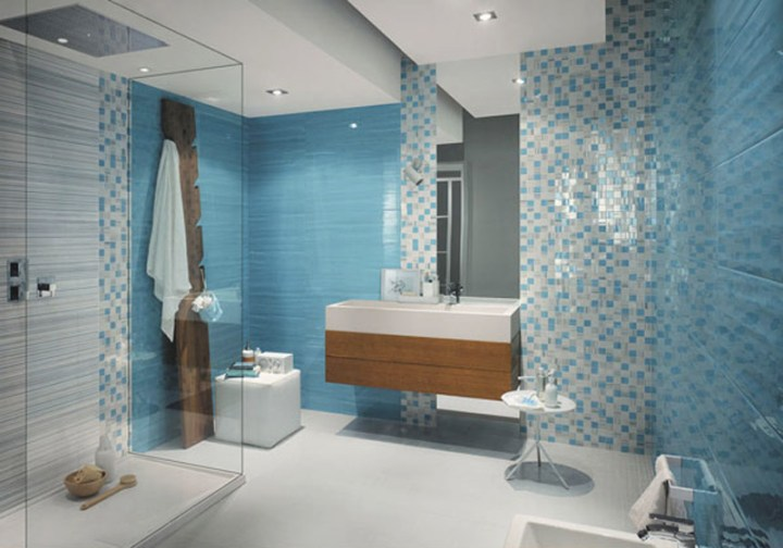 Bathroom Decor Turquoise