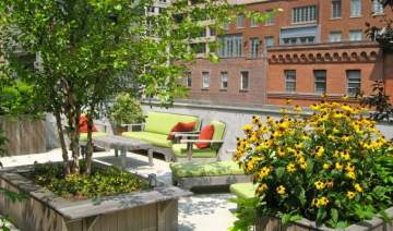 45+ Home Terrace Garden Inspirations, You Must Like It! | Neat Fast