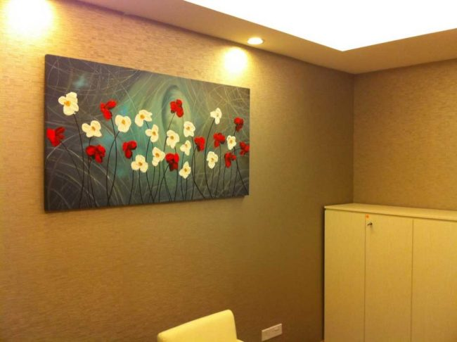 DIY Ideas Cool Easy Paintings Canvas Wall
